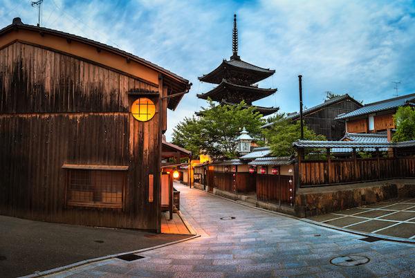 Gion and Toji temple