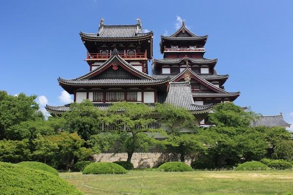 Fushimi castile in Kyoto