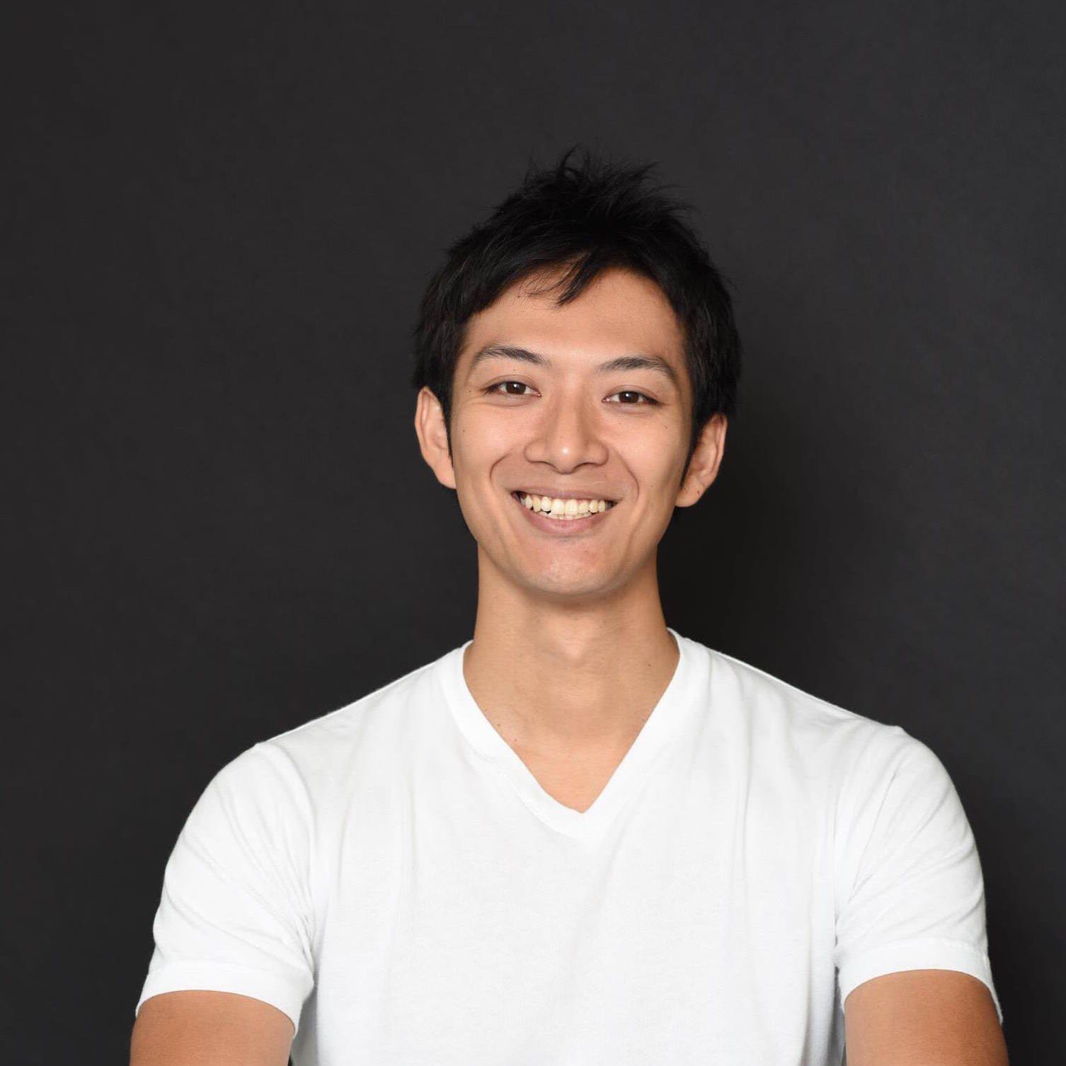 Teppei Koyama, member of KoKoRoGraphy