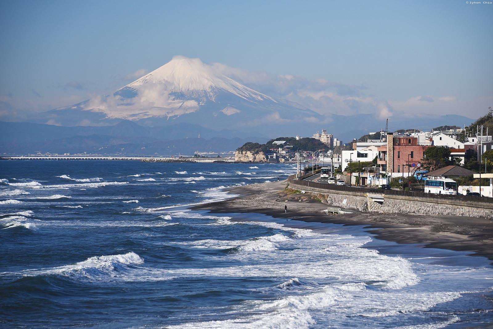 Mt. Fuji Inamuragasaki