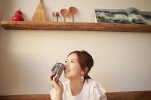 CHiKA, kokorographer photographer based in Tokyo