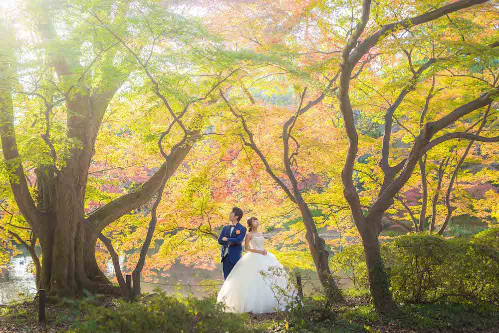 Pre-wedding Kyoto Autumn